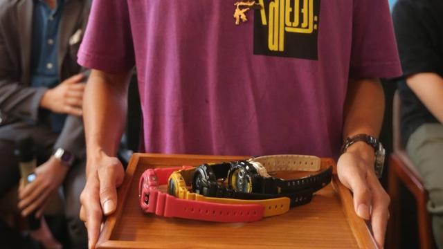 Koleksi Jam Tangan, Rayi RAN Pilih Setia pada Satu Brand
