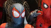 Spider-man: Far From Home Play Area di Senayan City. Sumber foto: Document/Senayan City.