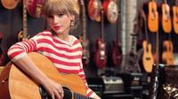 Taylor Swift. (sumber: amagico)