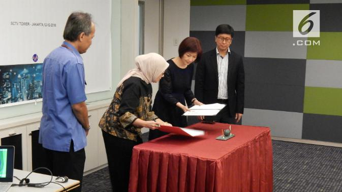 EMTK Anak Usaha Emtek Resmikan Joint Venture dengan Perusahaan Taiwan - Tekno Liputan6.com