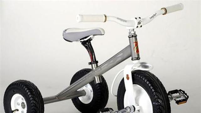 Hati Hati Saat Temani Anak Main Sepeda Roda Tiga Health Liputan6 Com