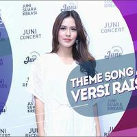 Tanggapan Raisa Soal Komentar Theme Song Anak Rantau dalam Album Terbarunya