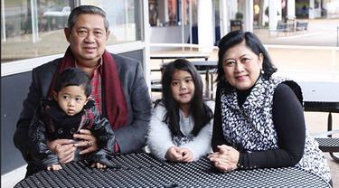 """Gong Xi Fa Cai"" dari Bu Ani Yudhoyono"
