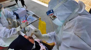 Syarat Khusus Distribusi Rapid Test Antigen di Musi Banyuasin (3/END)