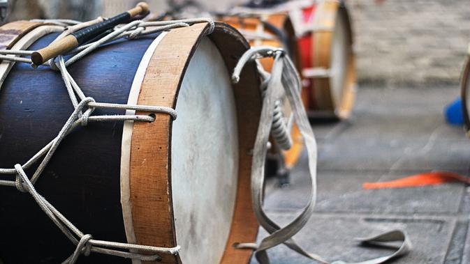 Alat Musik Ritmis adalah Instrumen Penyempurna, Kenali ...
