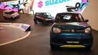 Suzuki Ignis Sport tampil di GIIAS 2018. (Herdi Muhardi)