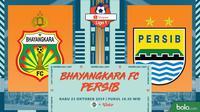 Shopee Liga 1 - Bhayangkara FC Vs Persib Bandung (Bola.com/Adreanus Titus)