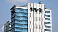 Gedung BPK RI. (Liputan6.com/Yoppy Renato)