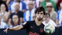 6. Joao Felix - Atletico Madrid dikabarkan mengelontorkan dana sebanyak 126 juta euro untuk mendatangkan Joao Felix dari Benfica. (AFP/Benjamin Creme)