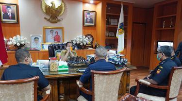 Kedepankan Keterbukaan dan Transparansi, Bea Cukai Bersinergi lewat Kunjungan Kerja
