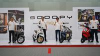 Mengalami perubahan dari sisi desain, mesin, rangka, dan fitur, PT Astra Honda Motor (AHM) secara resmi meluncurkan All New Honda Scoopy di Indonesia.