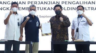 Resmi Dibentuk, Holding Ultra Bisa Menjangkau Layanan Lebih Luas Bagi Masyarakat