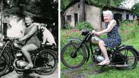 Potret Reka Ulang Foto Jadul Setelah Puluhan Tahun Berlalu. (Sumber: Brightside)