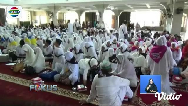 Jumlah kuota jemaah calon haji di Polewali Mandar, Sulawesi Barat, bertambah 14 orang.