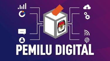 Komisi Pemilihan Umum (KPU) usulkan sistem Pemilu gunakan e-Rekap.