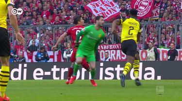 Berita video Bayern Munchen menunjukka keperkasaannya setelah membantai pesaing terdekat di Bundesliga 2018-2019, Borussia Dortmund, dengan lima gol.