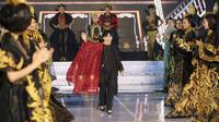 30 Tahun Berkarya, Anne Avantie Tampilkan Koleksi di Fashion Week 2020. foto: istimewa