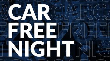 TV Car Free Night