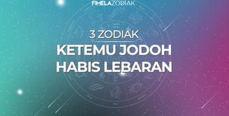 3 Zodiak Ini Bakal Ketemu Jodoh Habis Lebara