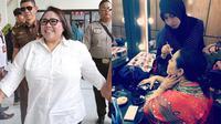 5 Momen Kedekatan Nunung dengan Asisten Kesayangan, Pernah Dibelikan Mobil (sumber:KapanLagi.com dan Instagram.com/novariantizen)