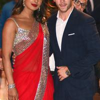 Priyanka Chopra akan segera menikah dengan Nick Jonas. (SUJIT JAISWAL / AFP)