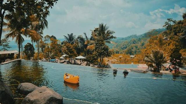 Libur Akhir Tahun, Coba deh ke Mata Air Cijanun - Lifestyle Liputan6.com