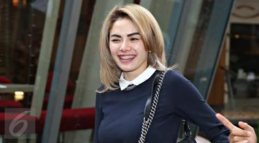 Pamer Foto Sedang Mandi, Nikita Mirzani Dikritik Netizen