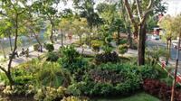 Taman Ngagel di Surabaya, Jawa Timur (Foto:Liputan6.com/Dian Kurniawan)