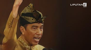 Banner Infografis Pidato Jokowi dan Nota Keuangan 2020