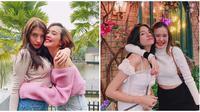 Potret Persahabatan Beby Tsabina dan Cassandra Lee. (Sumber: Instagram.com/bebytsabina)