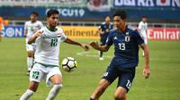 Jelang melawan Timnas Indonesia U-19, Timnas Jepang U-19 sukses menggasak Irak 5-0. (AFC)