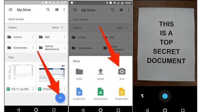 3 Cara Scan Dokumen Dengan Ponsel Tak Perlu Scanner Lagi Hot Liputan6 Com
