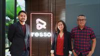 Aplikasi Resso kini sudah resmi hadir di Indonesia (sumber: istimewa)