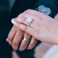 ilustrasi cincin pernikahan/Photo by TranStudios Photography & Video from Pexels