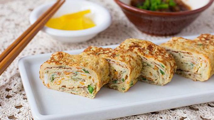 Resep Bekal Si Kecil Telur Gulung Omelet Sosis Lifestyle