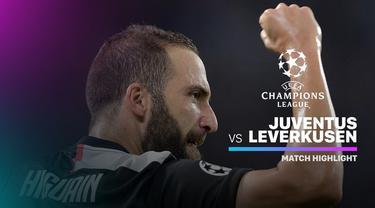 Berita video highlights Grup D Liga Champions 2019-2020, Juventus vs Bayer Leverkusen yang berakhir dengan skor 3-0, Selasa (1/10/2019).