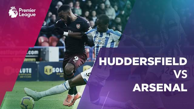 Berita video statistik Huddersfield Town vs Arsenal pada lanjutan Premier League 2018-2019 pekan ke-26, Sabtu (9/2/2019) di The John Smith's Stadium, Huddersfield.