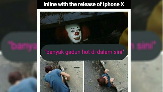 Meme iPhone Terbaru