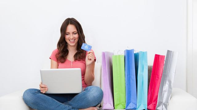[Star] Online shopping.