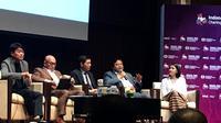Indonesia-Korea Conference 2019 (Liputan6.com/Aqilah Ananda Purwanti)
