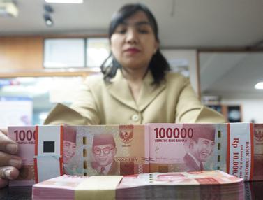 Rupiah Stagnan Terhadap Dolar AS