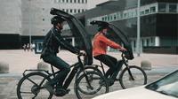 Payung khusus sepeda BikerTop (autoevolution)