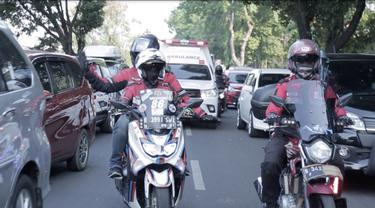 Indonesian Escorting Ambulance (IEA)