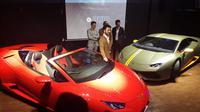 Prestige Image Motors hadirkan dua Lamborghini Huracan edisi terbatas di Indonesia (Liputan6.com/Yurike)