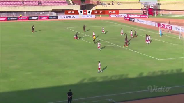 Laga Lanjutan Shopee Liga 1 Persipura Vs Perseru Berakhir 1-1 #shopeeliga1 #Kalteng Putra #Pss Sleman