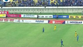 Laga lanjutan Shopee Liga 1,  Persib Bandung  vs Bhayangkara berakhir  1-2  #shopeeliga1 #persib bandung #bhayangkara