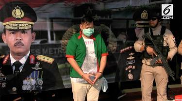 Polisi tetap menahan Reza Bukan atas kepemilikan sabu meskipun hasil tes narkobanya negatif.