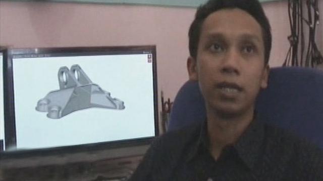 Berawal dari kebutuhan Ekonomi dua kakak beradik asal Salatiga, Jawa Tengah berhasil menjadi salah satu pembuat Desain Mesin yang diakui kehebatanya oleh dunia Engineering.