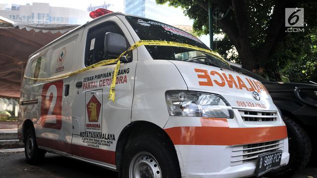 Hasil gambar untuk ambulance gerindra