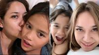 6 Potret BCL Pamer Muka Bantal Bareng Noah Sinclair, Bukti Ibu dan Anak Kompak (sumber: Instagram.com/bclsinclair)